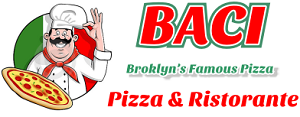 Baci Pizza Restaurant logo