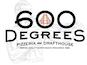 600 Degrees Pizzeria logo