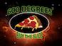 600 Degrees Pizza logo