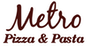 Metro Pizza & Pasta logo