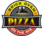 Brick Oven Pizza logo