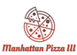 Manhattan Pizza III logo