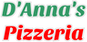 D'Anna's Pizzeria & Resturant logo