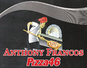 Anthony Francos Pizza logo
