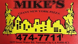 Mike's NY Giant Pizza