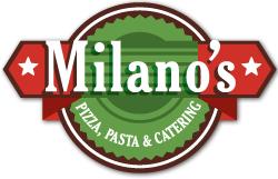Milano's Pizza & Pasta logo