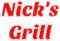 Nick's Grill logo