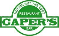 Caper's Pizza Bar