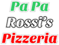 Pa Pa Rossi's Pizzeria logo