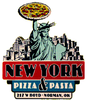 New York Pizza & Pasta logo
