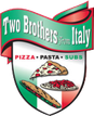Two Brothers From Italy Pizza logo