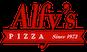 Alfy's Pizza logo