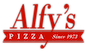 Alfy's Pizza logo