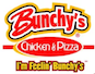 Bunchy's Chicken and Pizza logo