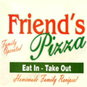 Friend's Pizza Lehigh Acres logo