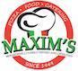 Maxim's Pizza logo