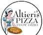 Altieri's Pizza logo
