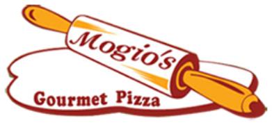 Mogio's Gourmet Pizza  logo