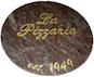 La Pizzeria logo
