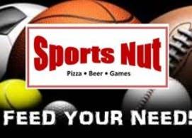 Sports Nut Pizza
