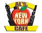 Al's New York Cafe logo