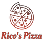 Rico's Pizza logo