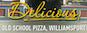 Old School Pizza logo