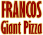 Franco's Giant Pizza logo