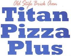 Titan Pizza Plus