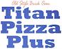 Titan Pizza Plus logo