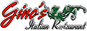 Gino's Italian Restaurant logo