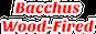 Bacchus Wood-Fired logo