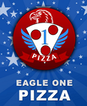 Eagle One Pizza logo