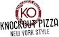 Knockout Pizzeria logo