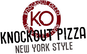 Knockout Pizzeria logo