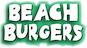 Beach Burgers logo