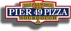 San Francisco Pier 49 Sourdough Pizza