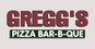 Gregg's Pizza & Bar-B-Que logo