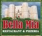 Bella Mia Pizzeria logo