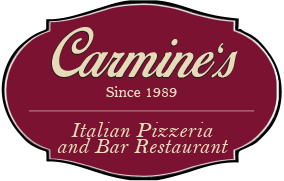 Carmine's Pizzeria & Restaurant logo