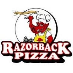 Jim's Razorback Pizza