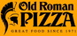 Old Roman Pizza logo