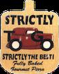 Strictly To Go Pizzeria logo