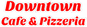 Downtown Cafe & Pizzeria logo