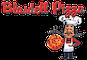 Blasdell Pizza logo