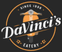 Davinci's Eatery logo