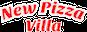 New Pizza Villa logo
