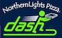 Northern Lights Pizza Dash logo