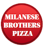 Milanese Brothers Pizza logo