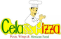 Celas's Pizza logo